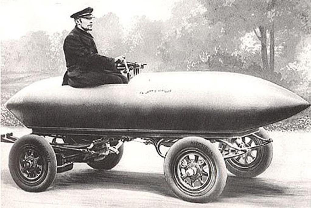 Alle origini dell'Auto Elettrica