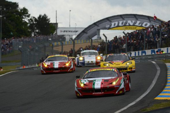 Le Mans-Ferrari: cosa bolle in pentola?