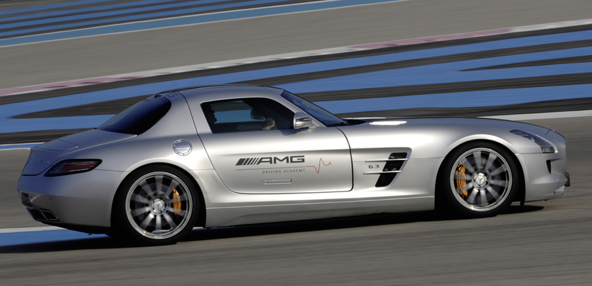 AMG Driving Academy – Vallelunga