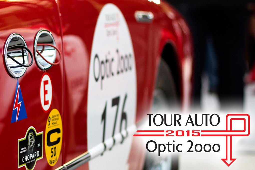 Tour de France Auto 2015