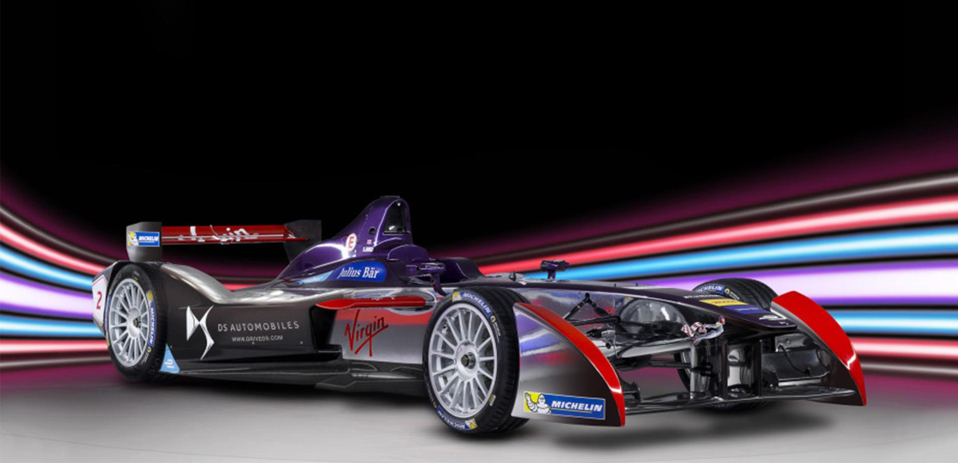 Nasce il Team DS Virgin Racing Formula E