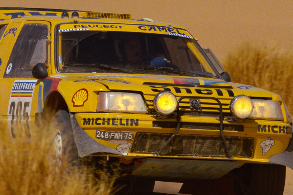 "Peugeot Sport, ""Mal d'Africa"""