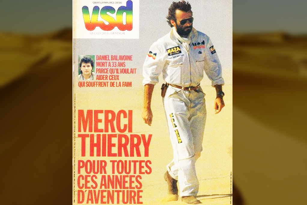 Merci Thierry!