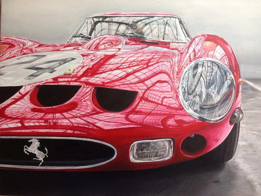 Ferrari 250 GTO Story