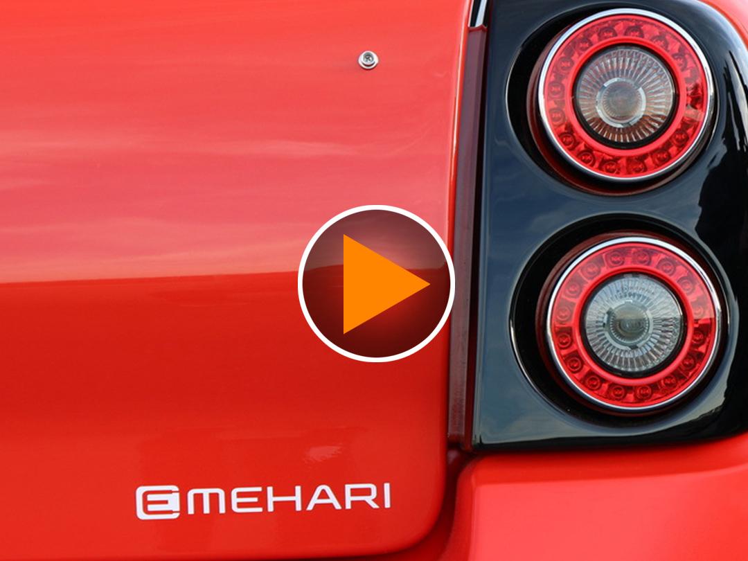 Citroën E-Mehari, ritorno al futuro