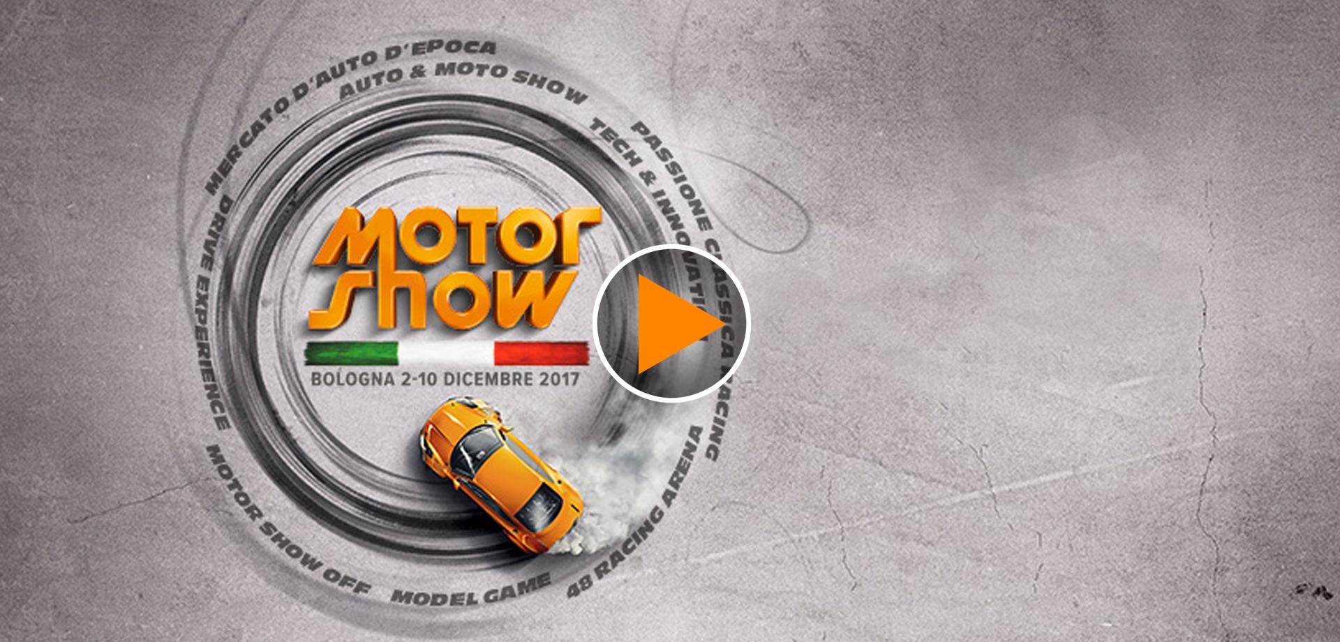 Speciale Motorshow 2017