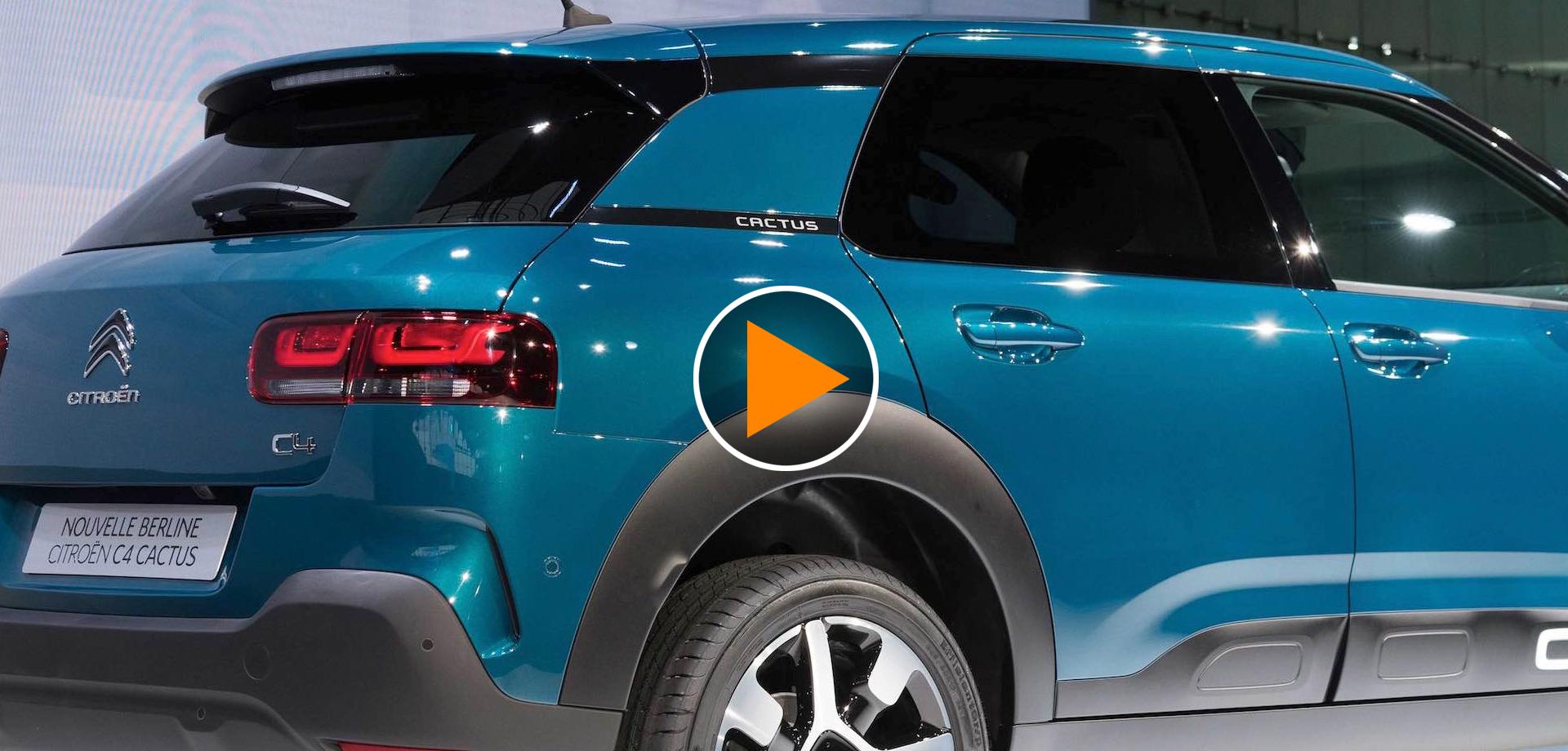 Citroën al Salone di Ginevra 2018