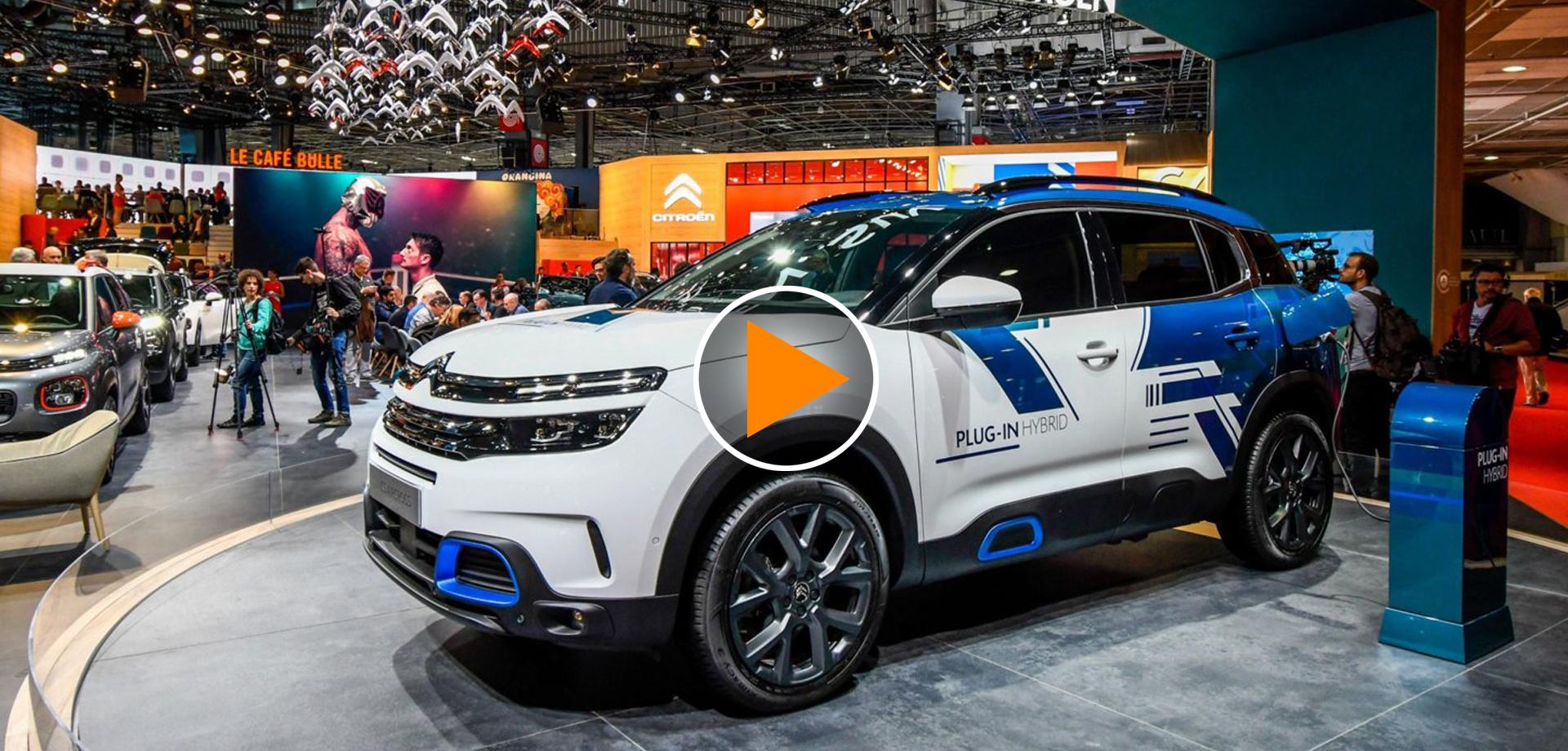 Citroën al Salone di Parigi 2018