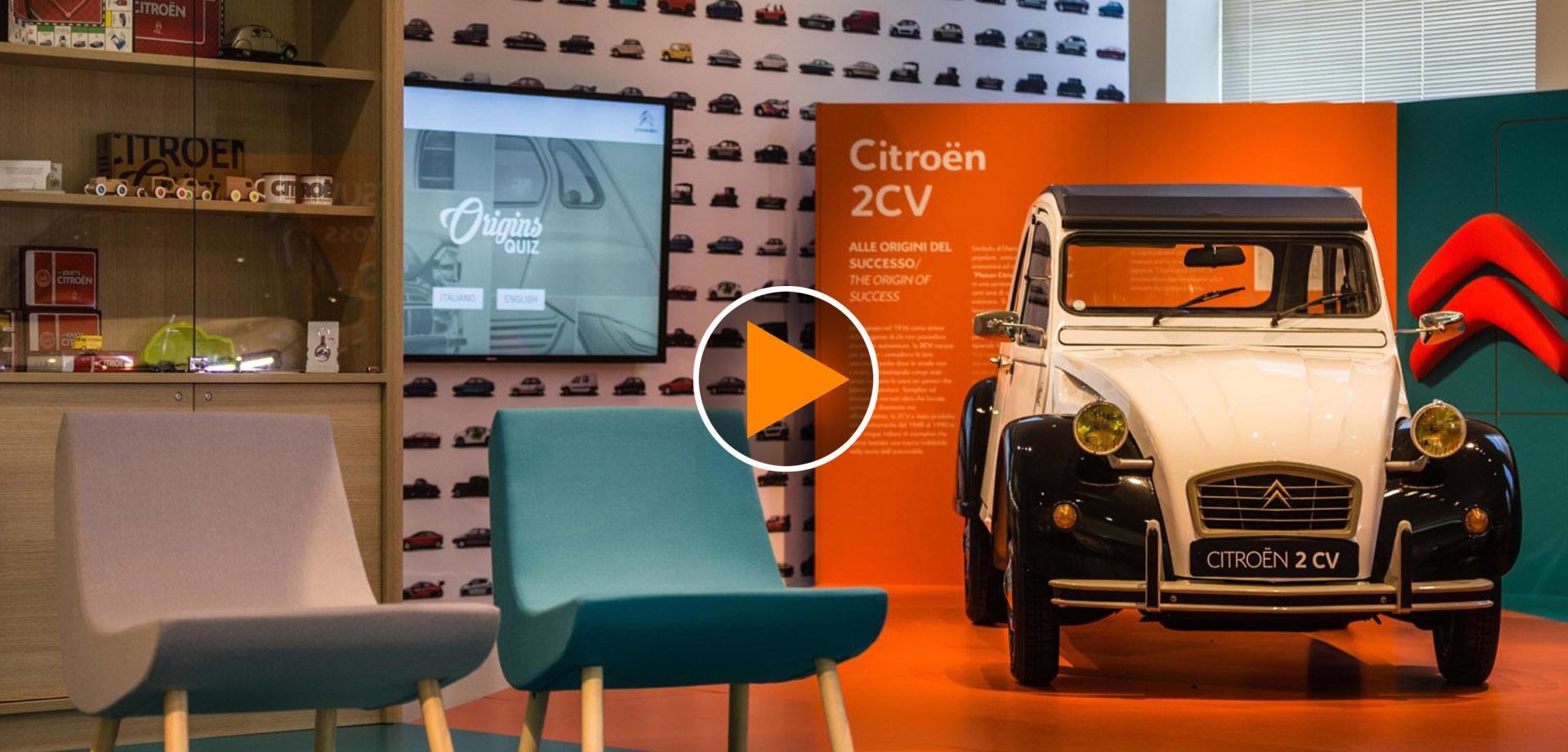 Citroën ALLA MILANO DESIGN WEEK 2019