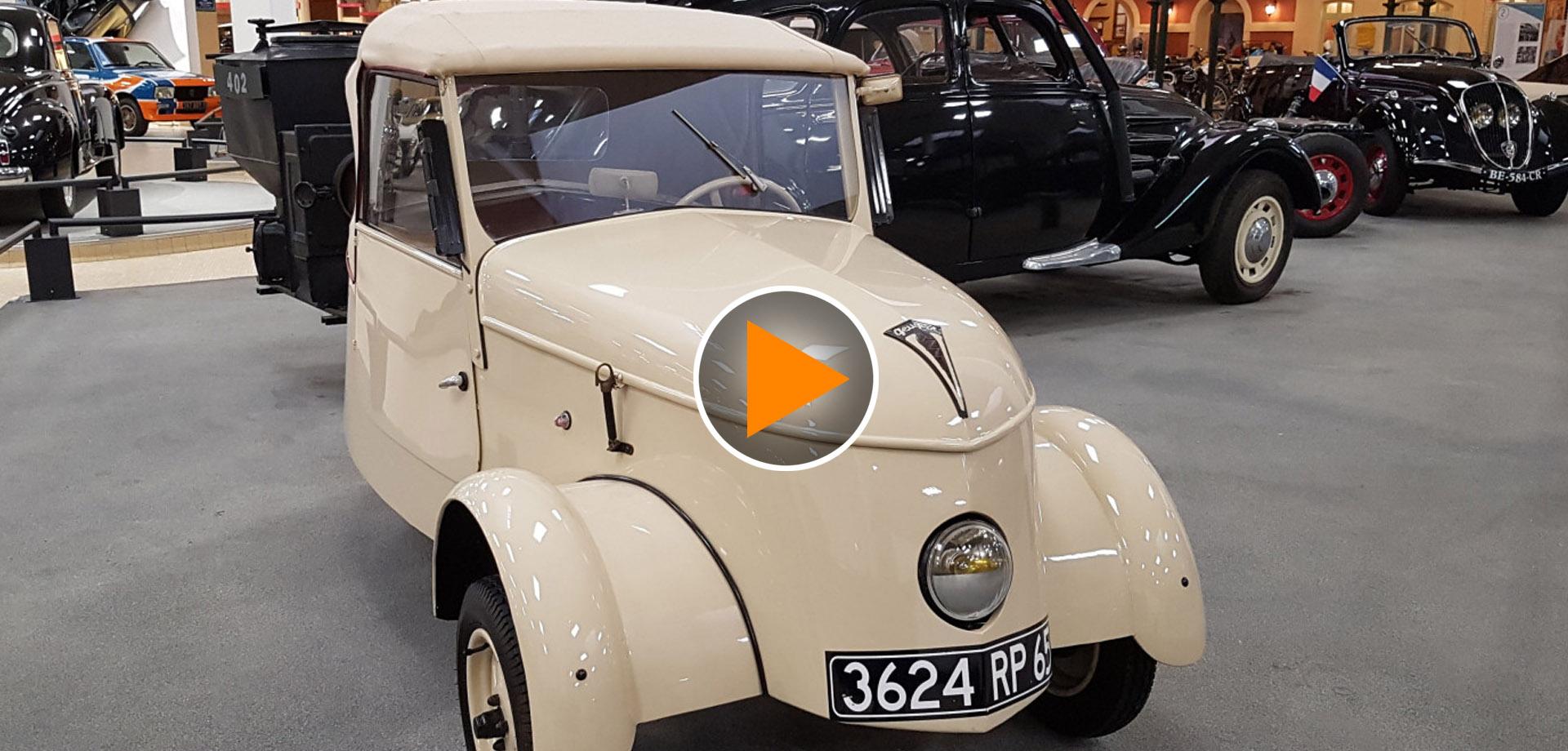 Peugeot a Retromobile 2019