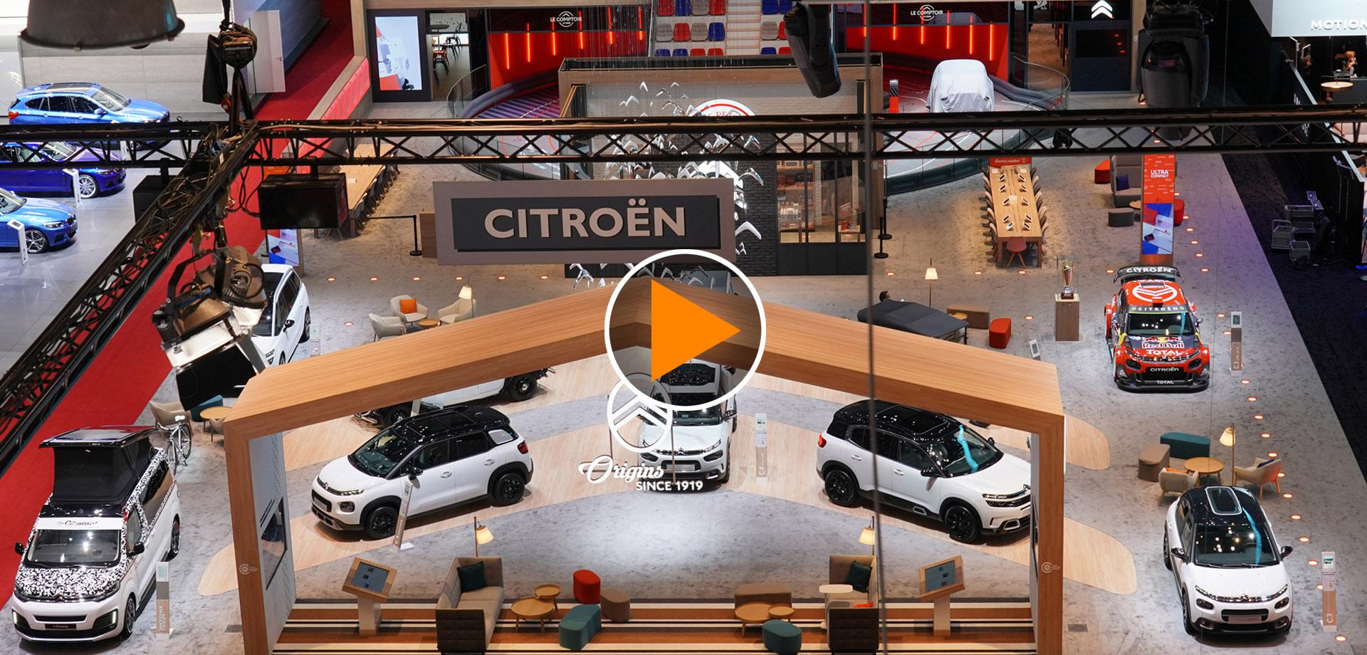 Citroën al Salone di Ginevra 2019