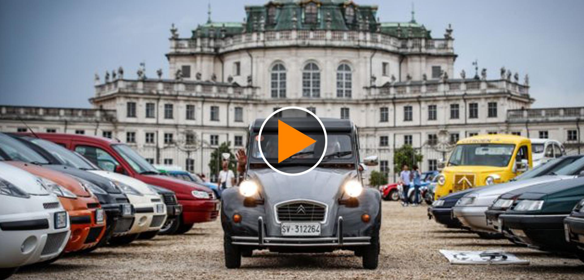 TORINO CELEBRA I 100 ANNI DI Citroën