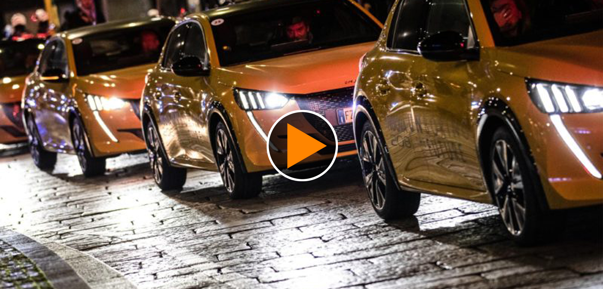 Peugeot e208 Invasion