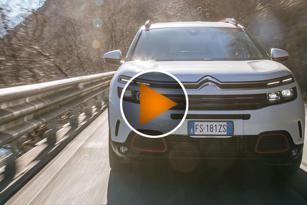 Citroën C5 AIRCROSS con cambio EAT8