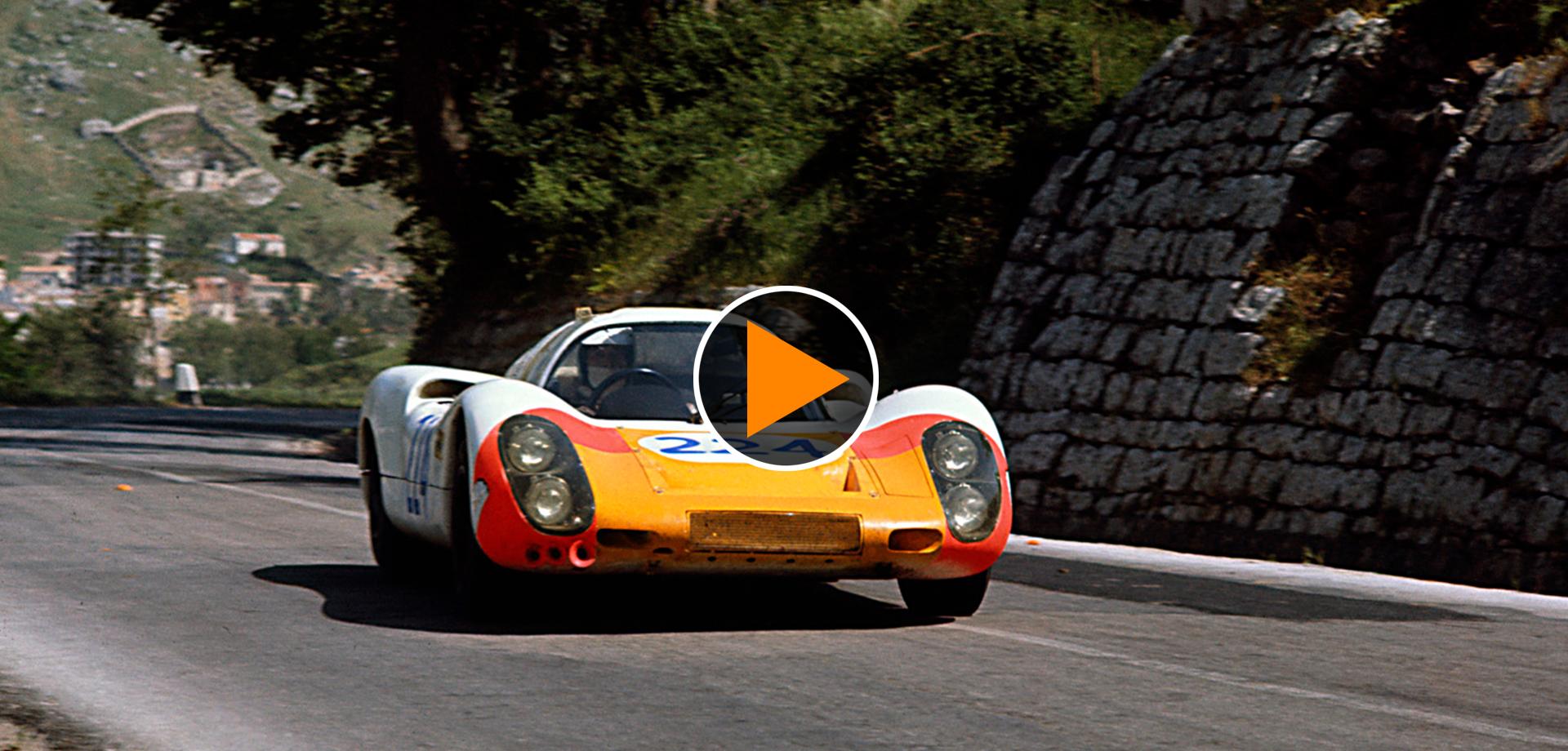 VIC ELFORD, the Golden Age of Motorsport